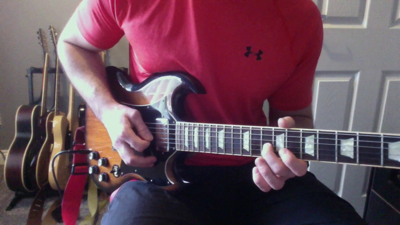 Bite Sized Blues Lick Lesson #19 John Mayer Lick from Everyday I Have The Blues - YouTube