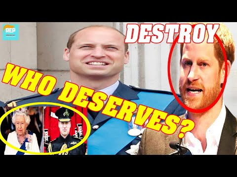 Prince Harry devastated as brother William poised to take mu