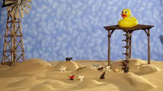 Stop Motion Workshop - Desert Animals