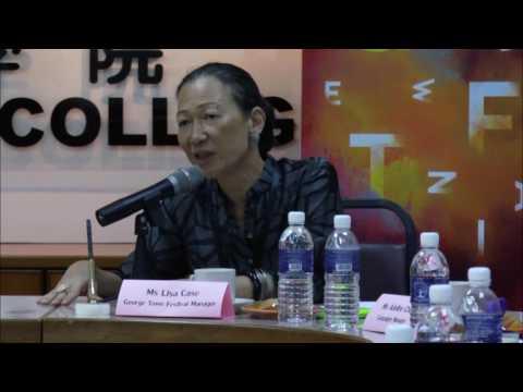 Han Chiang College Signs Memorandum of Understanding (MoU) with Joe Sidek Productions