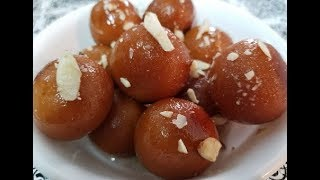 Gulab Jamun | Eid Special | Gulab Jamun Recipe with home made Khoya | Easy Cooking With Shazia