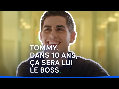 Métiers de la négociation relation client - Témoignage de Tommy, alternant chez Orange #shorts