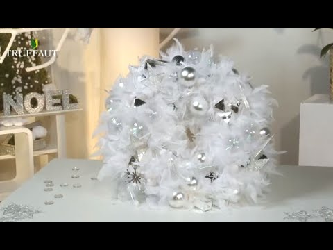 Diy no l une couronne de no l originale jardinerie - Couronne de noel originale ...