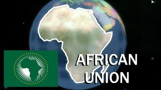 ROBLOX - Rise of Nations: Forming the African Union