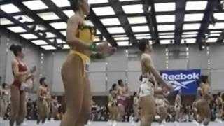 Japan Aerobic Competition 1