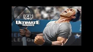 Ultimate Tennis [ ANDROID GAME ]