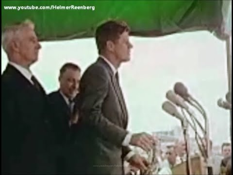 June 29, 1963 - President John F. Kennedy's Remarks at Shannon Airport Upon Leaving