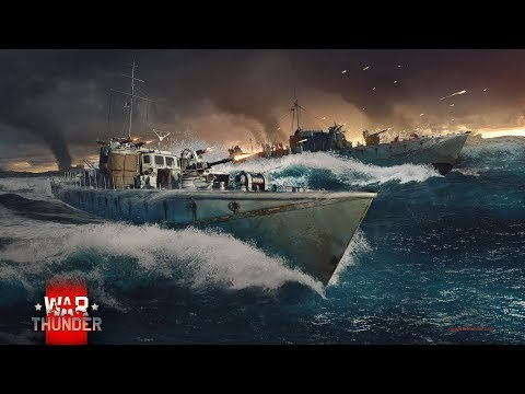 New Japanese Destroyer! | War Thunder Naval Forces Live Stream #53
