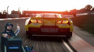 Онлайн гонка GT3 Nurburgring Nordschleife это вам не Сузука какая-то Gran Turismo Sport
