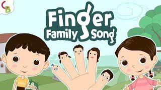 Finger Family Song for Kids - Learning Songs by Team Berries | Cuddle Berries Nursery Rhymes