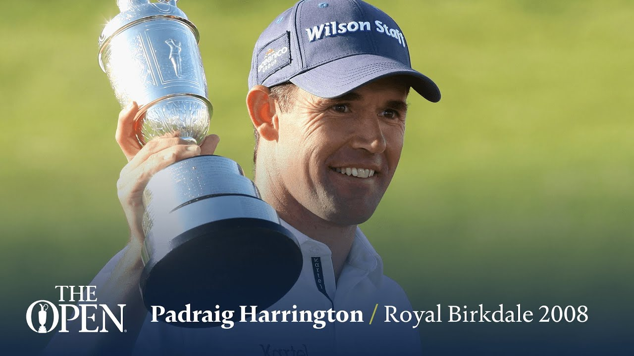 Padraig Harrington wins at Royal Birkdale | The Open Official Film 2008