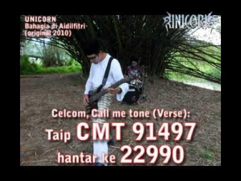 Rock Raya - Bahagia di Aidilfitri (Caller Ringtone) by Unicorn