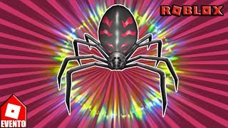 HOW TO WIN The Easter EGG (Spider Egg) Roblox 2018