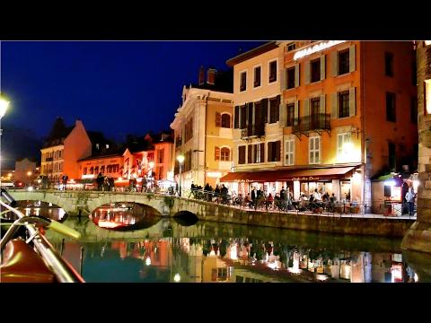 Annecy Jour Et Nuit (lac Et Vieille Ville)