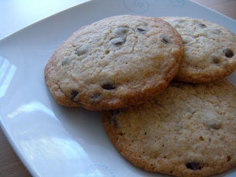 Schoko-Chip-Cookies (Chocolate Chip Cookies)