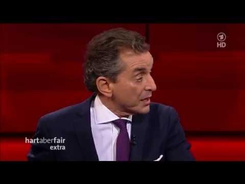 """TV-Eklat von Michel Friedman: Vergleich des Pariser Terrorakts mit """"verbalem Anschlag"""" der #PEGIDA!"""