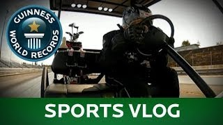 The Sports Vlog - November 2013 - Guinness World Records - Sports Vlog