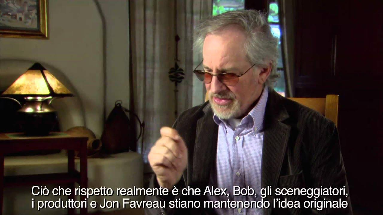 Cowboys   Aliens - Intervista a Steven Spielberg (sottotitolata in italiano) 806460921c80