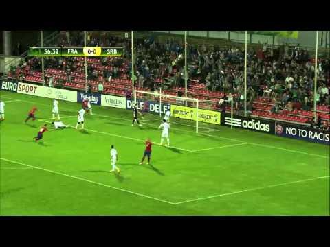 France 0-1 Serbia HD Full game highlights & goals ||UEFA U-19 Final || [8.01.2013]