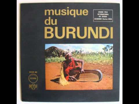 Musique du Burundi - Akazehe