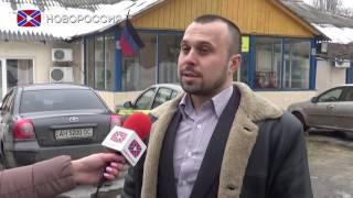 Начальная военная подготовка для школьников Макеевки