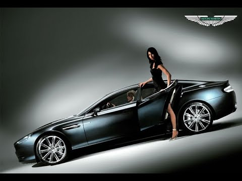 Aston Martin Rapide S V12 6 0l 4seats And 5door Youtube