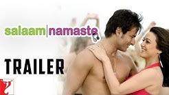 Salaam Namaste | Official Trailer | Saif Ali Khan | Preity Zinta | Javed Jaffery