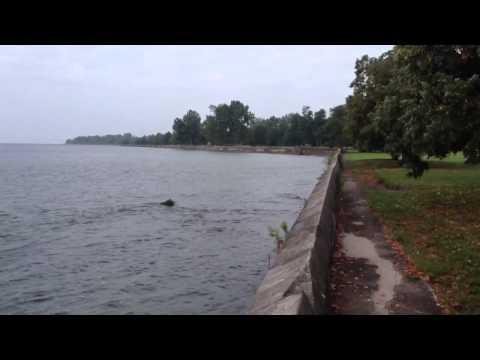 Fort Erie Breakwall Fishing Hotspot