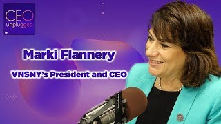 Marki Flannery President & CEO VNSNY | CEO Unplugged