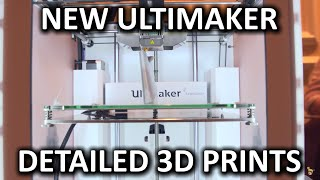 Detailed 3D Prints! Ultimaker 2 Extended Plus