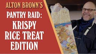 Pantry Raid: Krispy Rice Treat Edition