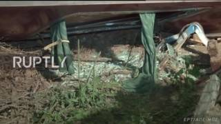 Greece  Four killed, five seriously injured after passenger train derails near Thessaloniki