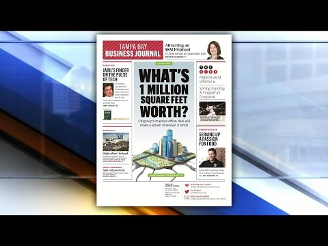 Tampa Bay Business Journal: February 5, 2016