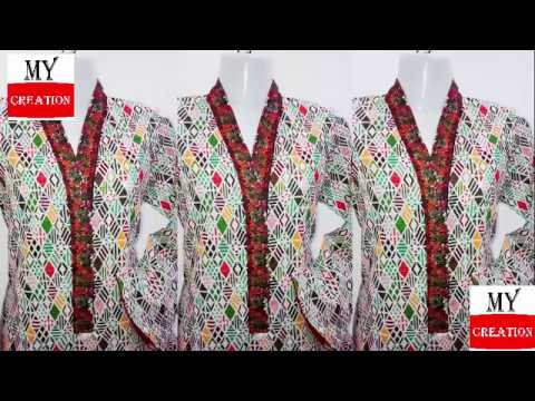 Kurti collar cutting & stitching simple easy method to stitch collar neck 2018