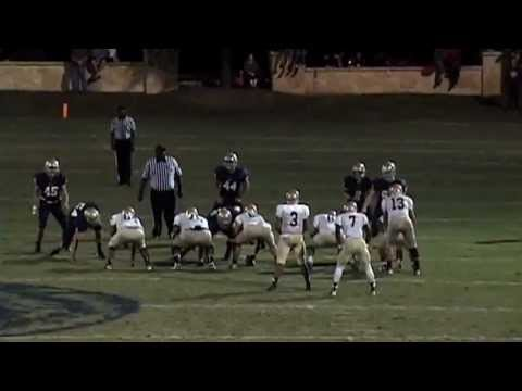 Kyron Davis Highlights RB Holy Cross High School Class of 2013