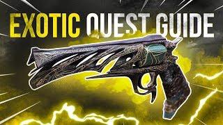 HOW TO GET MALFEASANCE! Malfeasance Exotic Quest Guide (Destiny 2: Forsaken)