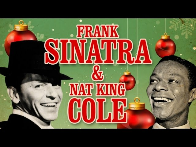 Frank Sinatra Weihnachtslieder.Frank Sinatra Nat King Cole Christmas Songs