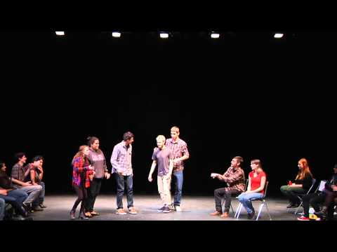Gael Juice Improv/Sketch Comedy Performance