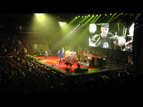 Rush - Spirit of Radio (Live @ Honda Center, Anaheim, CA 11-16-2012)
