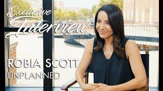UNPLANNED Interview: Robia Scott
