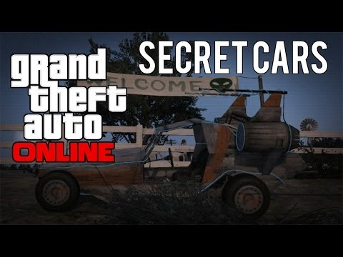 GTA 5 Online: How To Get The Space Docker And Asea!