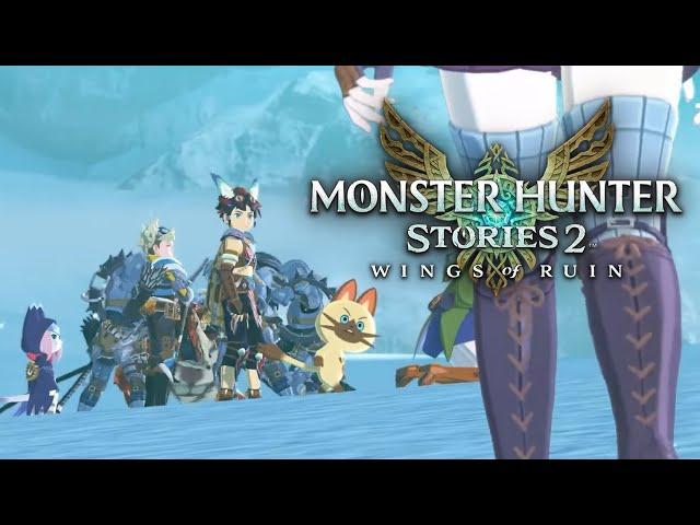Monster Hunter Stories 2 - Trailer #4