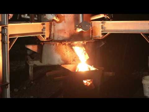 Proses Smelting Laterit ore menjadi Nikel