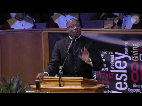 """September 24, 2016 """"Help Yourself"""", Rev. Dr. Marcus D. Cosby"""