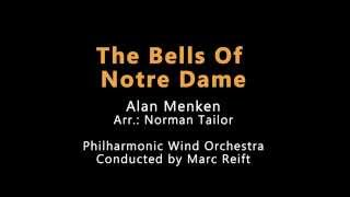 Marc Reift - The Bells Of Notre Dame (Alan Menken, Arr. Norman Tailor)