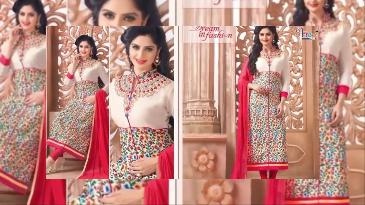 740e97b0bb3 Designer Georgette Pakistani Suits Latest Collection salwar suits Latest  Fashion Collection