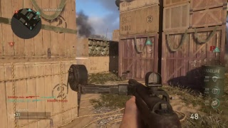 Transmissão ao vivo da PS4 de Girl_ON_FlRE call of duty ww2