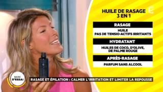 Rasage et épilation : calmer l'irritation et limiter la repousse