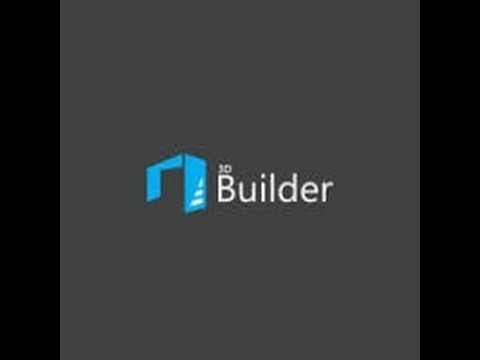 What Is 3d Builder App In Windows 10 Updated Hd Youtube