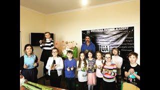 Знакомство с учениками в школе Эрудит